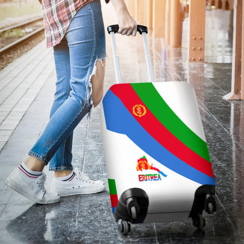 Eritrea Special Flag Luggage Covers A7