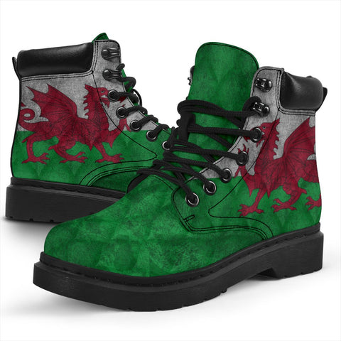 Image of Wales All Season Boots Dragon K4