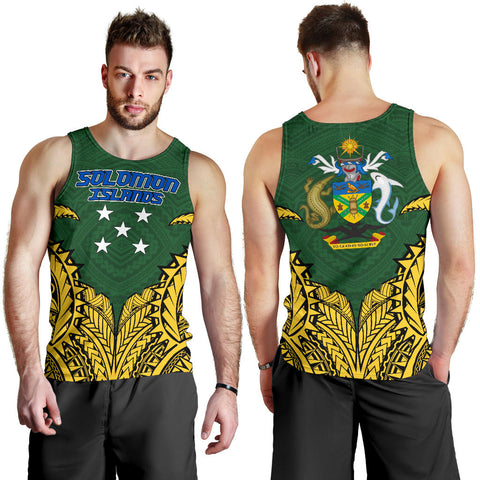 Image of Solomon Islands Premium Tank Top A7