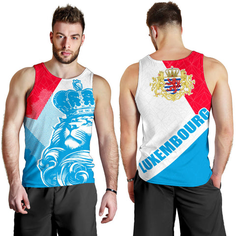 Lion Luxembourg Men's Tank Bn10