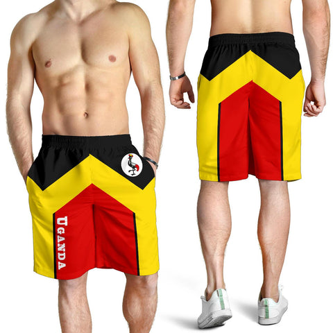 Uganda Shorts - Rising (Men) A02