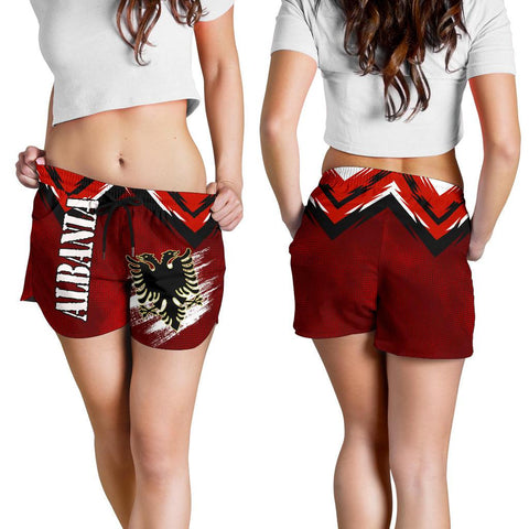 Albania Women's Shorts - New Release A25