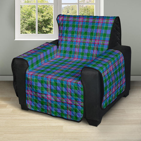 Image of Pitcairn Hunting Tartan Recliner Sofa Protector | Tartan Home Set