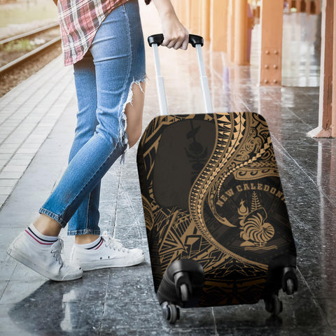 Image of New Caledonia Luggage Covers Kanaloa Tatau Gen NC (Gold) TH65