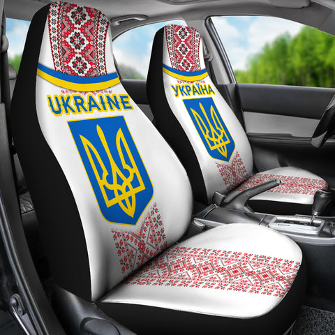 Image of Ukraine Car Seat Covers - Vibes Version K8
