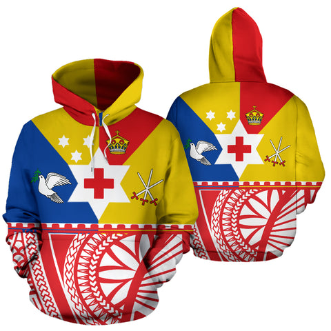 Image of Tongan Sila Hoodie by 1sttheworld for Men and Women
