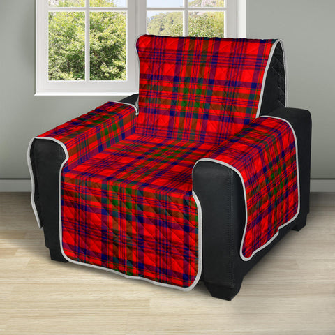 Image of Murray of Tulloch Modern Tartan Recliner Sofa Protector | Tartan Home Set