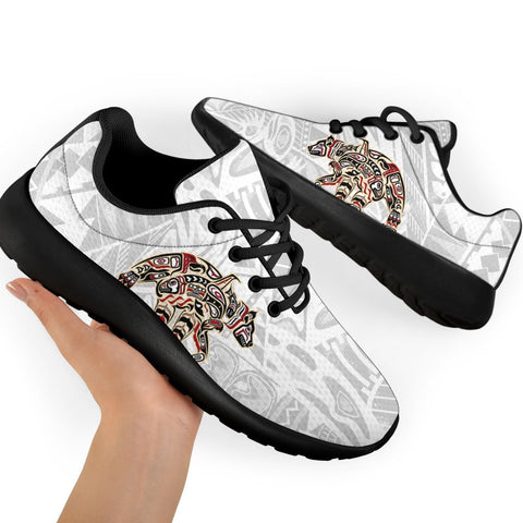 1stCanada Sport Sneakers Haida Bear: Strength, Healing And Power A7