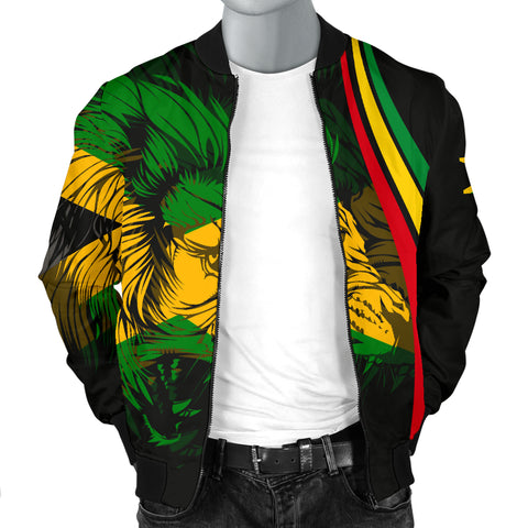 Image of Jamaican Men's Bomber Jacket - J6