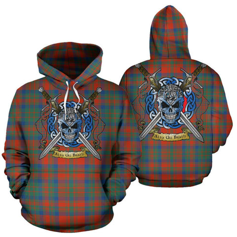 Matheson Ancient Tartan Hoodie Celtic Scottish Warrior A79 | Over 500 Tartans | Clothing | Apaprel