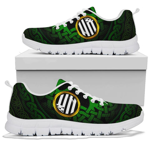 Celtic Sneakers - Brittany Celtic Flag