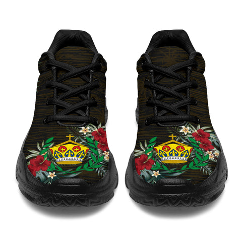 Image of Tonga 2 Hibiscus (Men/Women) Chunky Sneakers A7.jpg