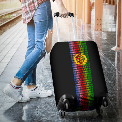 Eritrea Luggage Covers - Eritrea United A7
