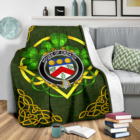 Creagh Ireland Premium Blanket | Home Set | Special Custom Design