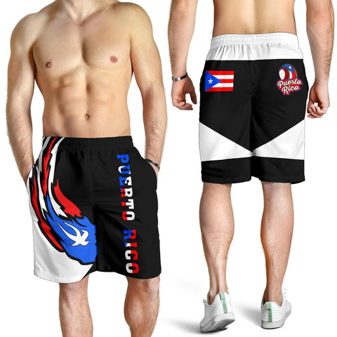 Puerto Rico Baseball Team Men's Shorts - Version 2