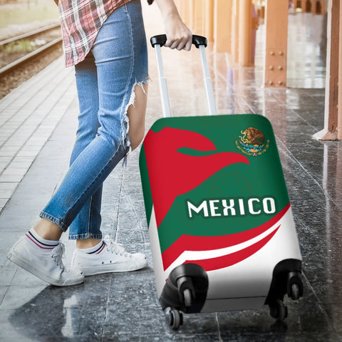 Image of Mexico Luggage Covers Proud Version K4