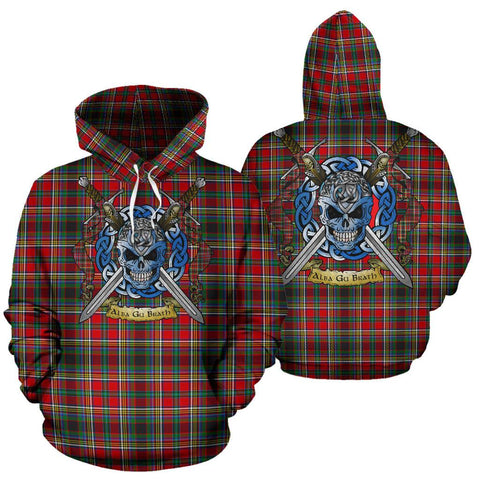 Image of Anderson of Arbrake Tartan Hoodie Celtic Scottish Warrior A79 | Over 500 Tartans | Clothing | Apaprel