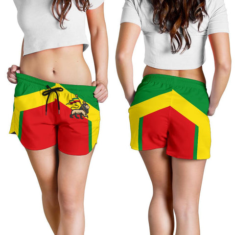 Ethiopia Shorts Women Rising A10