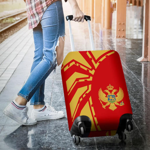 Montenegro Luggage Cover Premium Style Th5 - 3