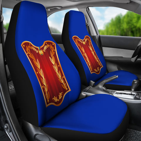 Image of Venezuela Car Seat Covers Yo Soy Libertador A7