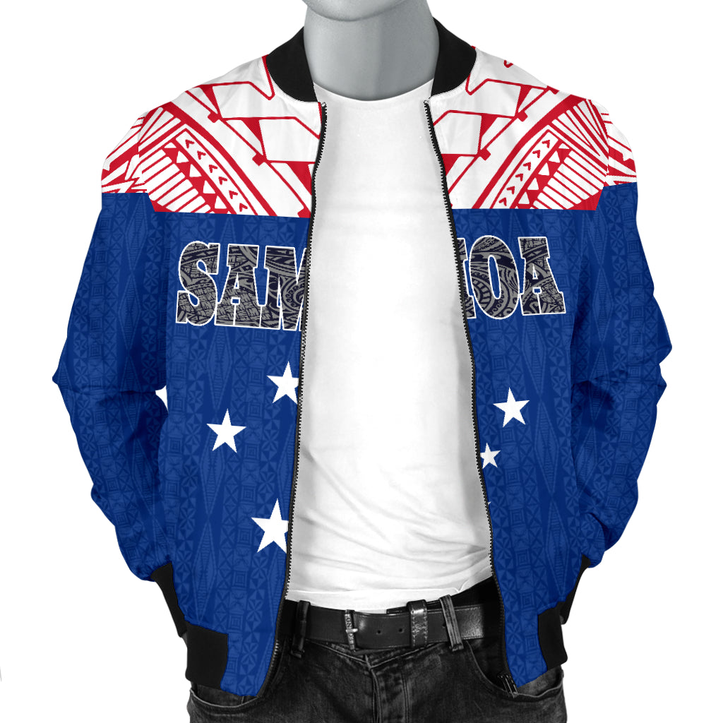 a2a92f9d Samoa Men's Bomber Jacket – LoveTheWorld