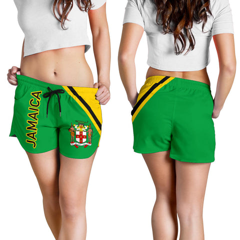 Image of Jamaica Women's Short - Curve Version - BN04