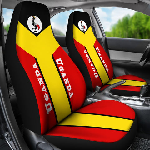 Uganda Car Seat Covers - Rising A02