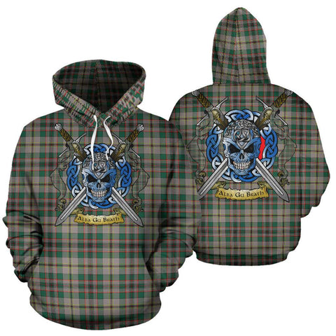 Craig Ancient Tartan Hoodie Celtic Scottish Warrior A79 | Over 500 Tartans | Clothing | Apaprel