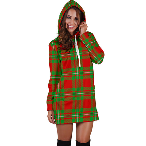Macgregor Modern Tartan Hoodie Dress HJ4 |Women's Clothing| 1sttheworld