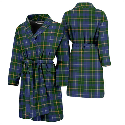 Nova Scotia Tartan Bathrobe