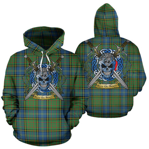 MacMillan Hunting Ancient Tartan Hoodie Celtic Scottish Warrior A79 | Over 500 Tartans | Clothing | Apaprel