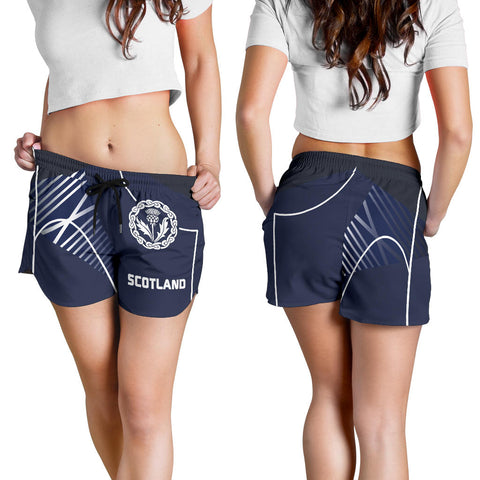 Image of Scotland Women's Shorts - Increase Version