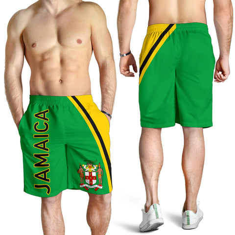 Jamaica Men's Short - Curve Version - BN04