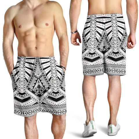 Image of Polynesian All Over Print Men's Shorts