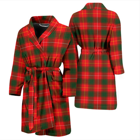 Image of MacPhee Modern Tartan Men's Bath Robe - BN04