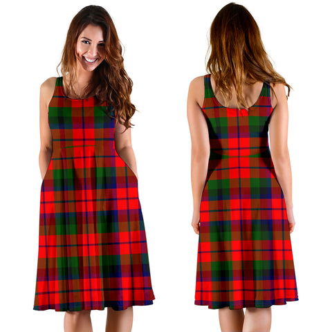 Image of MacNaughton Modern Tartan MiDi Dress | Women Dresses | Hot Sale