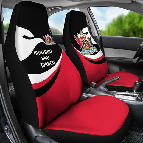 Trinidad And Tobago Car Seat Covers Proud Version