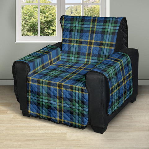 Weir Ancient Tartan Recliner Sofa Protector A9 copy