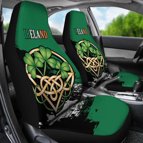 Image of Ireland Special Car Seat Covers | Special Custom Design