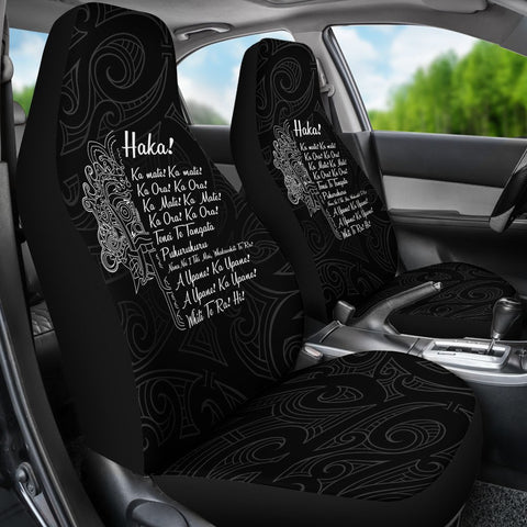 New Zealand Car Seat Covers Ka Mate Haka Lyrics A7