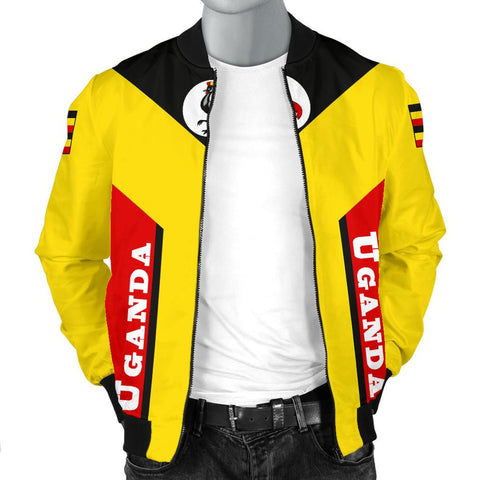 Uganda Bomber Jacket - Rising (Men) A02