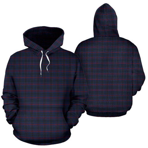 Hopkins of Wales Tartan Hoodie A8