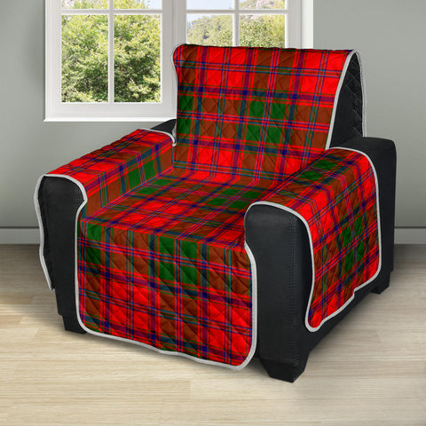 Image of Stewart of Appin Modern Tartan Recliner Sofa Protector A9 copy