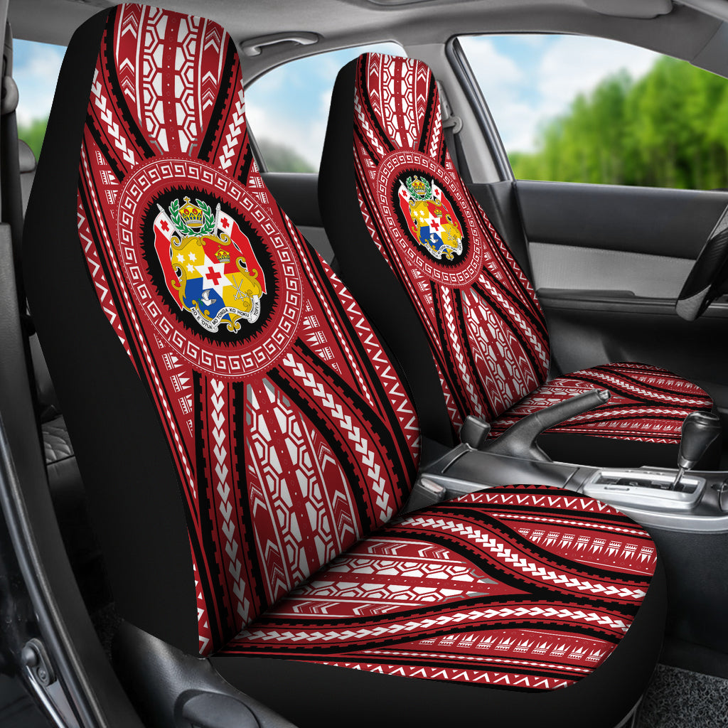 Polynesian Tonga Car Seat Cover 1sttheworld
