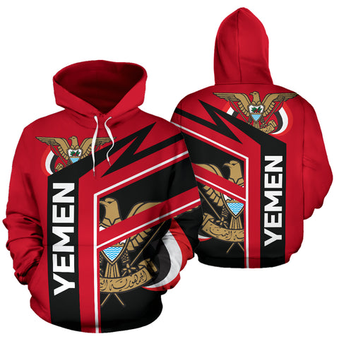 Image of Yemen Air Hoodie | 1sttheworld.com