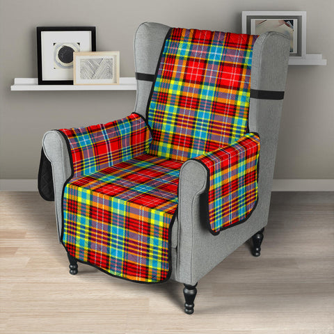 Image of Ogilvie Tartan Chair Sofa Protector K7