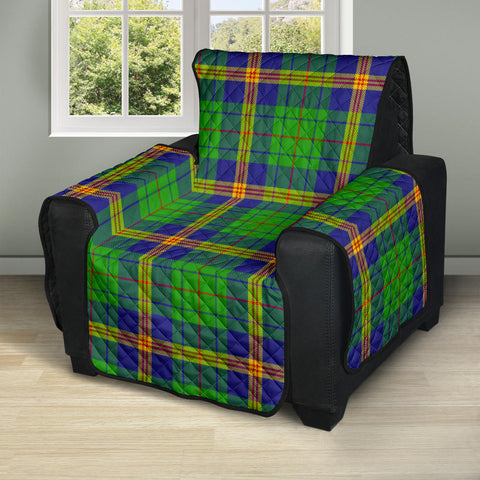 New Mexico Tartan Recliner Sofa Protector | Tartan Home Set