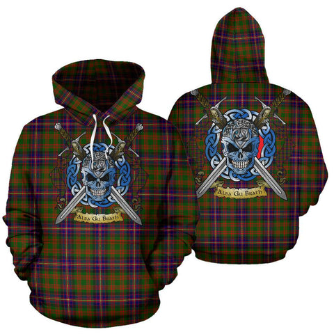 Cochrane Modern Tartan Hoodie Celtic Scottish Warrior A79 | Over 500 Tartans | Clothing | Apaprel