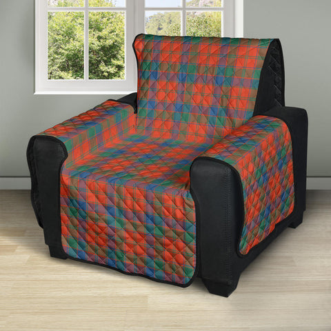 Image of Robertson Ancient Tartan Recliner Sofa Protector | Tartan Home Set