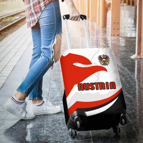 Austria Luggage Covers Proud Version K4